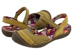 Keen Summer Golden Sandal Mimosa - 6pm.com - cute hiking sandals