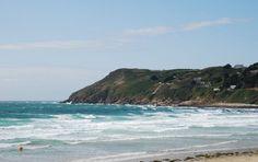 West coast of France