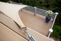 Membrane Structure, Balkon Design, Backyard Shade, Out Of The Woods, Siena, Outdoor Gardens, Garden Design, Pergola, Form