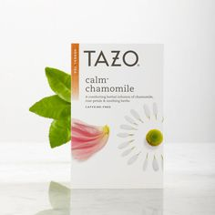 A comforting herbal infusion of chamomile, rose petals & soothing herbs.
