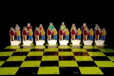 Here Comes The King: It's A Breaking Bad Chess Set!