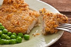 A baked chicken breast recipe for breaded, boneless, or skinless chicken breasts that is easy enough for a weeknight meal but still packed with flavor.