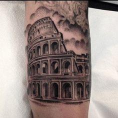 Guy's Arena Gladiator Tattoos