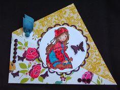 Márcia - cartões: Para Gildett com carinho!