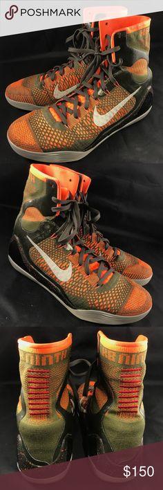 8990df822f7 Kobe 9 Elite BHM Men s Basketball Shoe. Nike Store UK. See more. Nike Kobe  Elite IX Strategy Sequoia Crimson 13 Nike Kobe Elite IX Strategy Sequoia  Crimson ...
