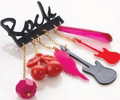 Kitty Ballistic's Creations: Shrink plastic fun!