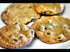 CHOCOLATE CHIP COOKIE RECIPE!  COOKwithAPRIL