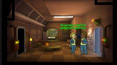 I'm sooooooo obsessed with Fallout Shelter lately! I don't know why! #nopromo