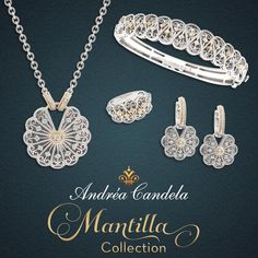 A jewelry set perfect for any occasion