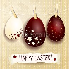 New! Happy #Easter!  #vector #stockimage