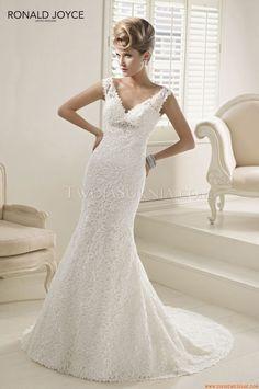 Suknia ślubna Ronald Joyce Paola 2013