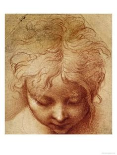 Giclee Print: Parmigianino Art Print by Parmigianino : 24x18in