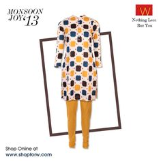 A unique geometric shirt dress, for those who like it different. Get it here www.shopforw.com  #Wquotient #fashionista