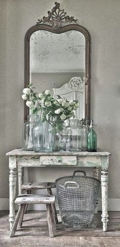 5 Cottage Chic Decor Mini-Facelift Inspirations