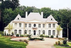 Southern Charm.. ahhh I am in love. If only they had southern homes in california