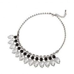 $6.95 Gorgeous Crystal Pendant Rhinestoned Alloy Necklace For Women