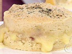 Pão de Queijo na Assadeira | Pães e Salgados | Mais Você | Receitas.com