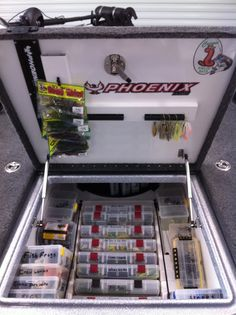 1000 images about fishing on pinterest fishing report for Fishing tackle organization