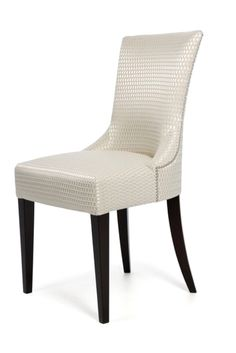 The Charles dining chair is a combination of classic and modern styles. These luxury chairs can be personalised with your choice of fabric and detailing. Classic Furniture, Home Furniture, Dinning Chairs, Dining, Luxury Chairs, Single Sofa, Sofa Chair, Chair Design, Accent Chairs