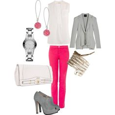 Classic Style with Pops of Springtime Color