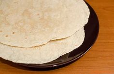 Tortillas messicane