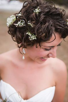 Love this tousled do!  {Tony Gambino Photography}