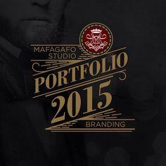Mafagafo Studio Portfolio 2015 by TypeMess