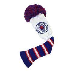 Rangers F.C. Headcover Pompom (Fairway)