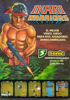 Ikari Warriors (1987)