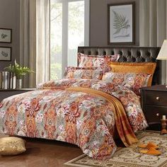 Karise Bed Set