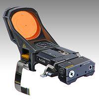 ArtStation - Heart Beat Sensor 2.0, Thomas A. Szakolczay Sci Fi Weapons, Weapon Concept Art, Weapons Guns, Guns And Ammo, Rifles, Cyberpunk, Nam June Paik, Future Weapons, Hunting Scopes