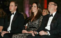 12 DECEMBER 2013 Prince William and Catherine,Duchess of Cambridge  attended the screening of David Attenborough's Natural History Museum Alive 3D ,South Kensington, London.