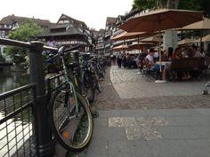 Quartier Petite France de l'ile