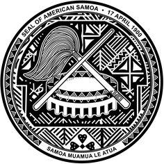 Seal of American Samoa (United States)