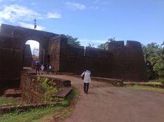 Long drive to Delhi - 18 : Bekal Fort, Kasargod, K...
