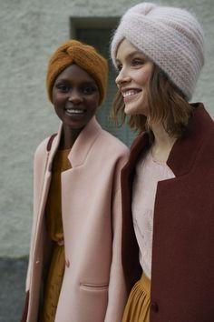 #Trend : un look douillet et vintage avec le bonnet turban ! - Les Éclaireuses
