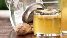 Netradičné sirupy – zázvorový a vanilkový | Nový Čas Nordic Interior, Health Advice, Panna Cotta, Detox, Peanut Butter, Health Fitness, Pudding, Ale, Herbs