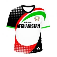 Spectacular Printed Cricket Jersey