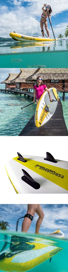 Stand Up Paddleboards 177504: Body Glove Performer 11 Inflatable Stand Up Paddle Board Package -> BUY IT NOW ONLY: $669 on eBay!