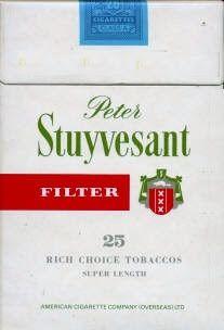 Mes premières cigarettes...15 ans de fidèlité sur 21 ans de tabagie!