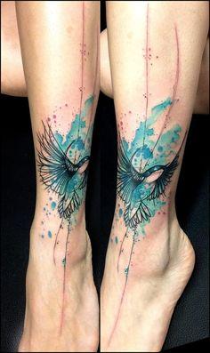 Stunning tattoos by Mirco Campioni