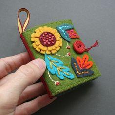 flora needle book No. 3 by mmmcrafts, via Flickr
