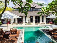 The Shack, a villa you can rent in southern Bali, near Bingin Beach. #bali #beachhouse