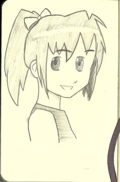 Moleskine Drawing #02