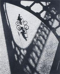 Arthur Tress, Boy on Bike, 1970