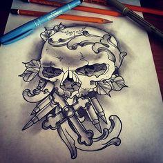 Done by Sasha Rozum, tattoo artist based in Kiev, Ukraine  TattooStage.com - Rate & review your tattoo artist. #tattoo #tattoos #ink