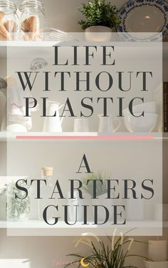 Low waste living Start Working on Eliminating Your Plastic Waste With The Life Without Plastic Starters Guide. Zero Waste, Reduce Waste, Plastik Recycling, Plastic Alternatives, Waste Reduction, Do It Yourself Inspiration, Green Living Tips, Eco Friendly House, Eco Friendly Products