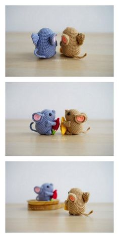 Amigurumi Anfisa The Mouse Free Pattern – Free Amigurumi Patterns Il peut bruit ainsi que Crochet Amigurumi Free Patterns, Crochet Animal Patterns, Stuffed Animal Patterns, Crochet Animals, Free Crochet, Crochet Mouse, Crochet Dolls, Crochet Projects, Sock Monster