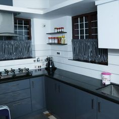 Kitchen Cabinet works Kerala