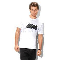 544b33ce377 BMW Genuine Logo Men s M Performance Carbon Applique Tee T-shirt   Black S  Small  shirt  black  small  applique  carbon  logo  mens  performance   genuine